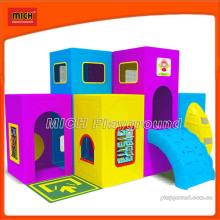 Child Plastic Indoor Playground Equipment for Amusement