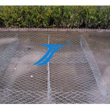 China Factory Steel Wire Mesh Gabion Box for Stone Building