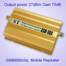 Buen Reputación GSM repetidor de larga distancia GSM900MHz Mobile Signal Booster