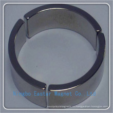 Дуга магнит для высокой скорости мотора с никель/цинк/эпоксидное покрытие