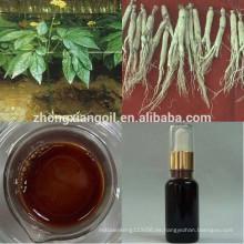 Aceite esencial de ginseng puro natural a base de hierbas chino