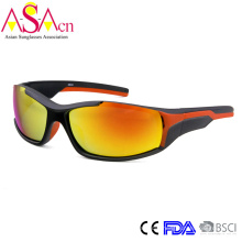 Men′s Fashion Designer Sport Polarized Tr90 Sunglasses (14356)