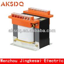 2015 Venta caliente BK máquina herramienta 200v o 220v 500va transformador de control