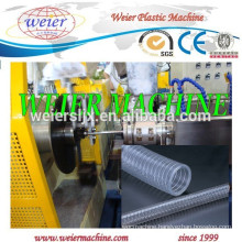 PVC steel wire hose machinery/plastic pipe machine