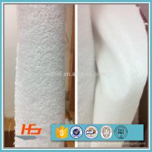Stock PU / TPU stratifié tissu éponge matelas imperméable housse en gros
