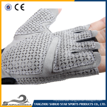 fingerless pro biker gloves