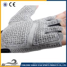 fingerless pro biker gloves