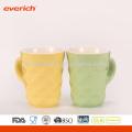 2015 Best Selling Promotional Glazed Ceramic Mug Coffee