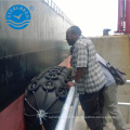 grandes installations portuaires pneumatiques bateau amortisseur en caoutchouc Yokohama fender