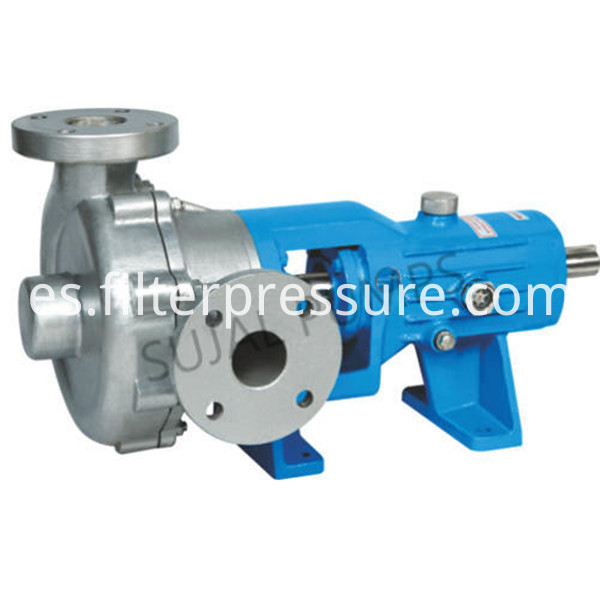Filter Press Feed Pump1