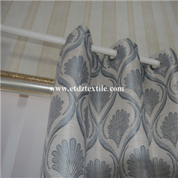 Classical Jacquard Yarn Dyed And Piece Dyed Curtain Fabric