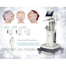 Intensity Focus Ultrasound Hifu Wrinkle Removal Slimming Machine (FU4.5-2S)
