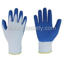 Cut Resistant Work Glove with Latex (LD8034)