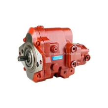 pompe principale hydraulique d'excavatrice A10VD43 925329 pompe à engrenages