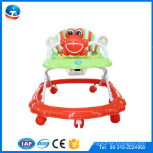 ABS plastic material walker for baby learning how to walke/hot sale new walkers