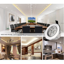 5W led downlight ceiling down light ce rohs certificate