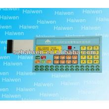 Fabricante y proveedor del interruptor de membrana del panel frontal