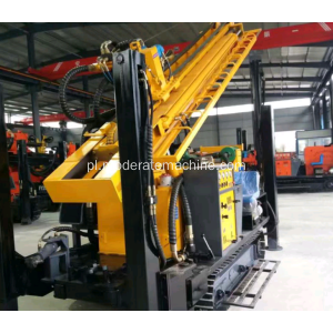 300meters Crawler Water Well Drilling Rig Machine