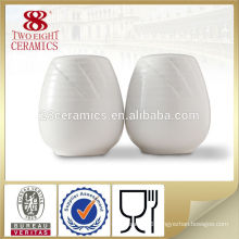 Ceramic tableware Ceramic dinnerware set Salt and pepper shaker wedding favors