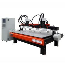 Máquina de trabajo del CNC del ranurador de madera para grabar en precio de fábrica
