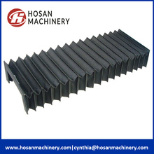 Flexible Nylon Dust Protection CNC Machine Accordion