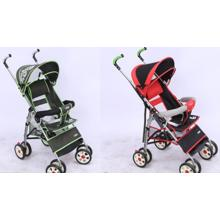 Folding security baby cart