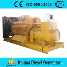 China-berühmte Marke jichai Motor 1000kva Dieselaggregat-Satzes