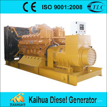 Generador diesel 1000kva Conjunto motor chino famoso de la marca jichai