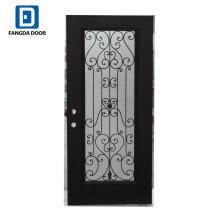 Фанда безопасности двери премиум класса, конструкции с коваными железная дверь