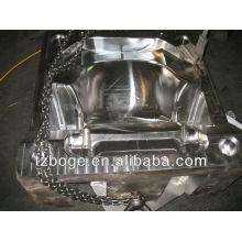 Plastikstuhlform mit Stahlrohr