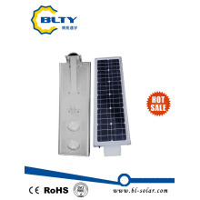 12V DC LED Solar Street Light All in One