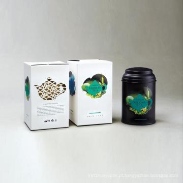 Caixa de embalagem de presente de chá personalizada