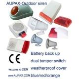 outdoor siren
