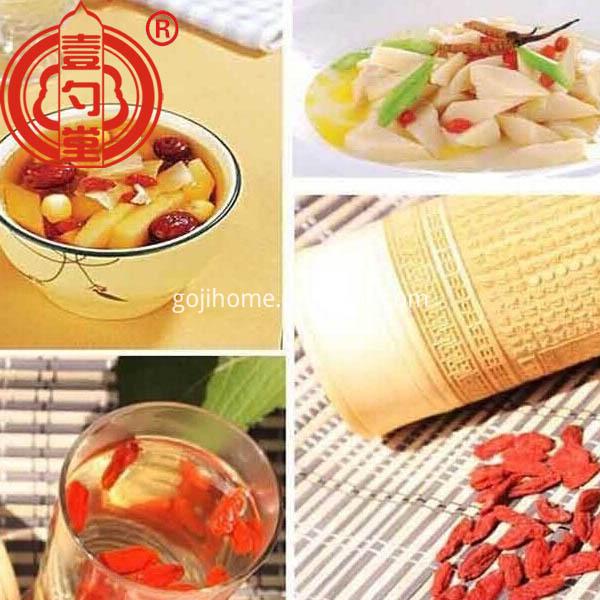 Dietary Red Dried Goji Berries