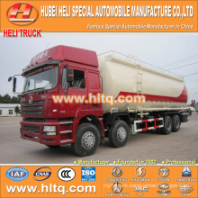 SHACMAN F3000 8x4 flour transportation vehicle 40M3 340hp Weichai power
