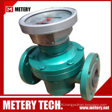 Oval gear flowmeter flow sensor MT100OG