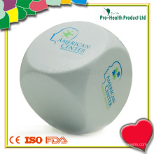 Dice Shape Cube Office Sports Stress Ball