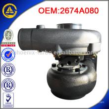 Turbocompresseur 452077-5004S pour perkins