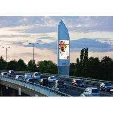 P10 1/4 Scan Fixed Outdoor Billboard Wyświetlacz LED