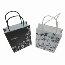 Bolso de compras modificado para requisitos particulares del bolso de papel del bolso del regalo