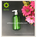 Colorful large plastic 150ml 200 ml pet bottle for cosmetic container
