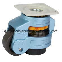 Leveling Adjustable Height Support Swivel Caster