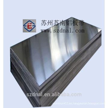 De buena calidad de acabado del molino 3004 H18 hoja de aluminio China fabricante