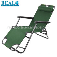 Camping Outdoor Metal Folding Lawn Sling Chair Zero gravity Chair