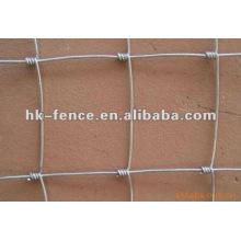 valla de recinto de animales valla de malla anudada valla de campo de guardia de la granja