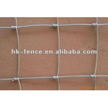animal enclosure fence knotted mesh fence farm guard field fence