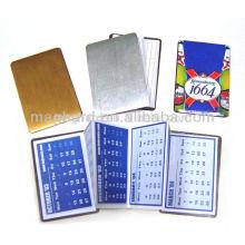 Заводская офсетная магнитная книга телефонной книги с магнитом для магнитов