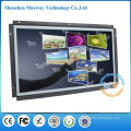 resolución 1366X768 marco abierto monitor de pantalla táctil HDMI de 15.6 pulgadas