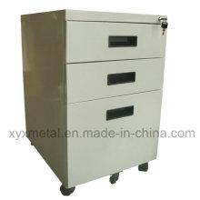 Archive des tiroirs en acier Archivage des fichiers mobiles Cabinet de stockage en métal