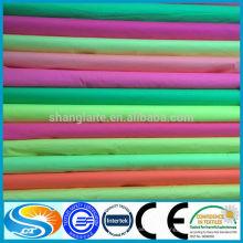 Tela shirting caliente del algodón del poliester de la venta T / C65 / 35